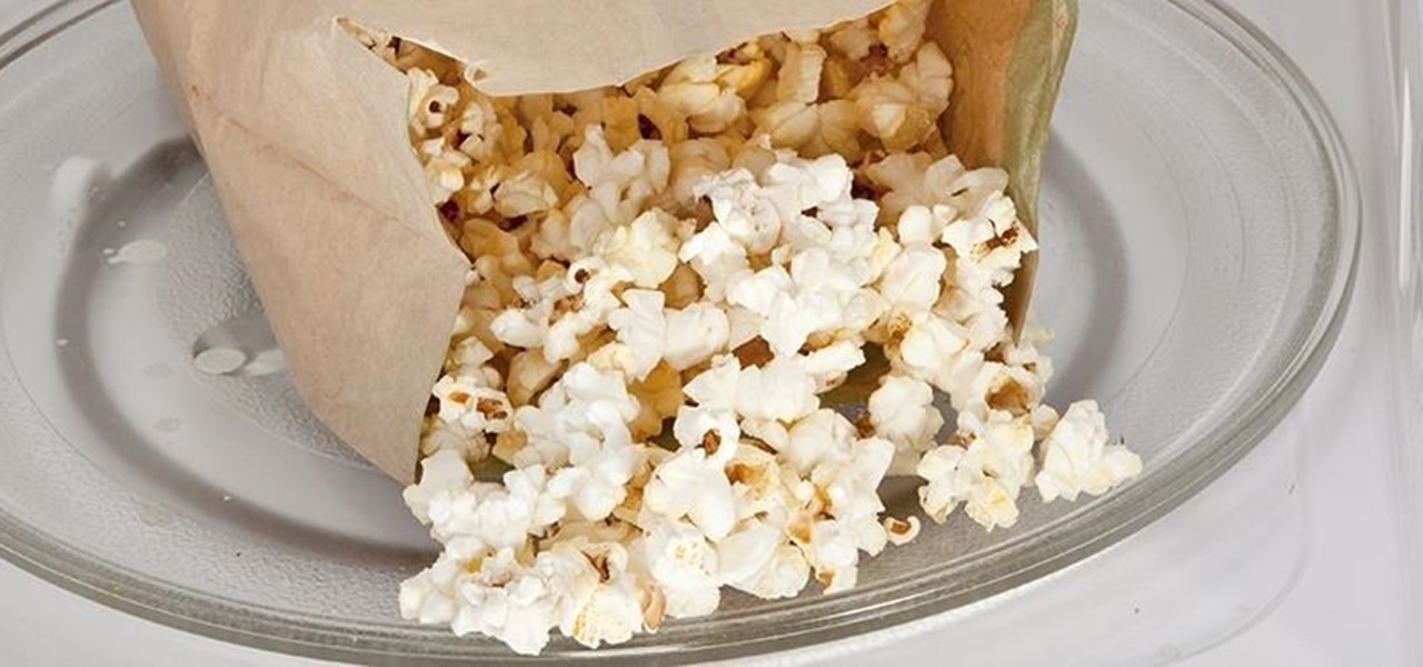 Why pay to eat popcorn in a crowded theater when you can microwave it for free at home?