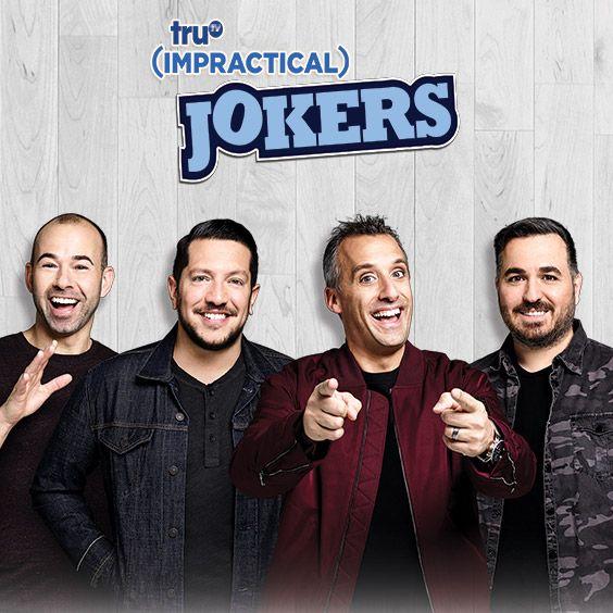 Impractical Jokers Show Review
